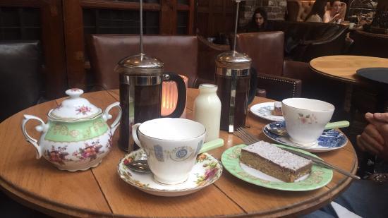 Barkers Tea Room Cardiff