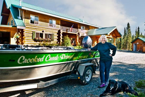 Crooked Creek Retreat & Outfitters