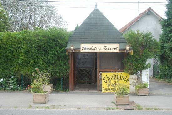 Chocolaterie de Beussent-Lachelle