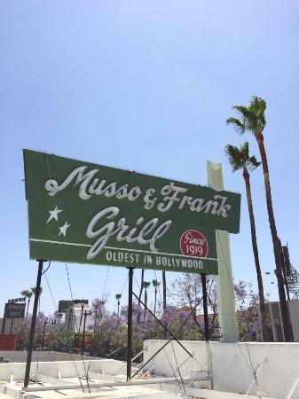 Musso frank grill los angeles hollywood menu prices restaurant reviews tripadvisor - Musso and frank grill hollywood ...