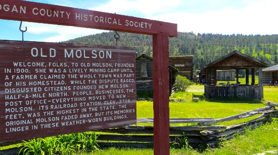 Oroville, WA: A little history of Molson