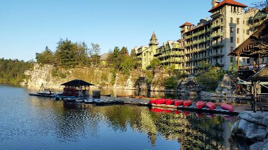 Mohonk Mountain House: 20160514_063537_large.jpg