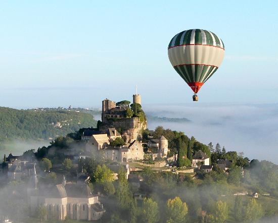 Correze Montgolfiere