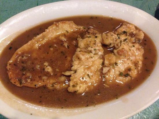 Burtonsville, MD: Chicken Marsala the best!!