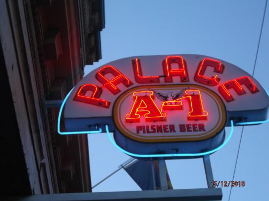 Whiskey Row: The Palace Saloon the oldest bar in Arizona - Prescott, AZ