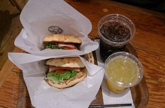 Bagel&Bagel Asse Hiroshima Cafe