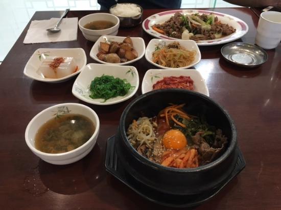 Seoul garden korean restaurant tripadvisor for Seoul garden korean restaurant