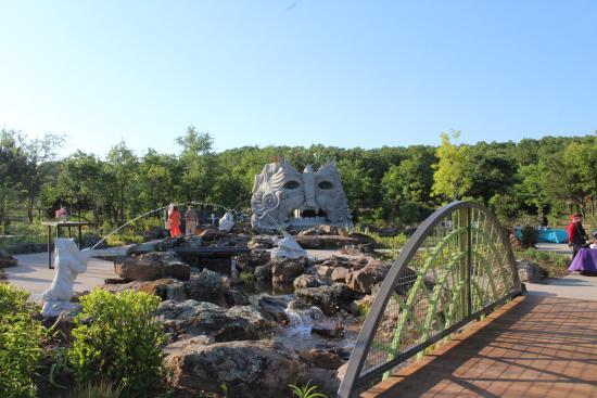 Tulsa Botanic Garden: Childrenu0027s Discovery Garden