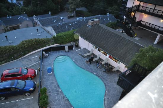 view from my second floor room picture of hofsas house hotel rh tripadvisor com