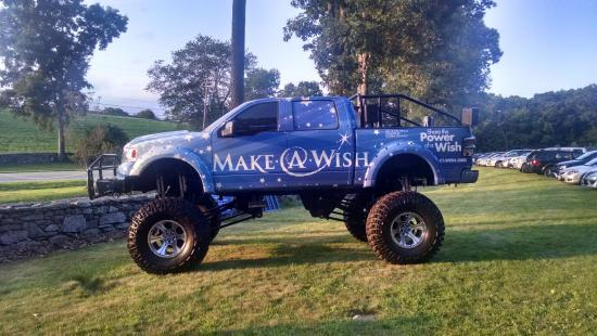 Griswold, CT: Make-A-Wish!