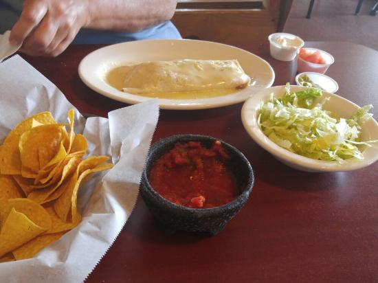 Andalusia, AL: Great Mexican food!