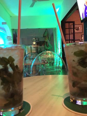 Roset Restaurante y Gin Bar: Mojitos