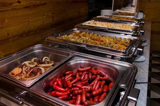 Lonche buffet!