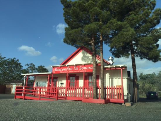 Cottonwood, AZ: Outside of CiCi's