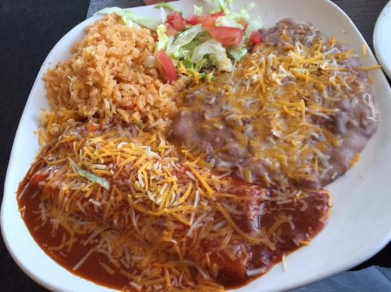Cottonwood, AZ: Cheese Enchilada