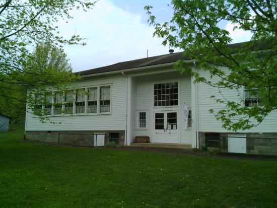 West Virginia State Civilian Conservation Corps Museum