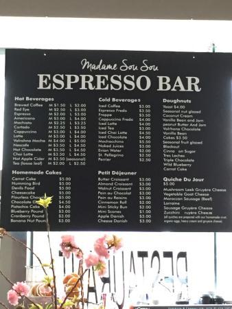 Hotel Indigo New York City, Chelsea: Cofee bar