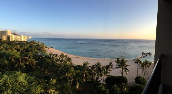 Partial Ocean View Room Picture Of Hilton Hawaiian Village