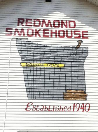 ‪‪Redmond‬, ‪Oregon‬: Redmond Smokehouse‬