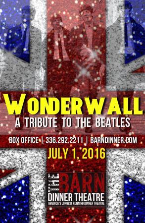 Greensboro, NC: Wonderwall: A Beatles Tribute