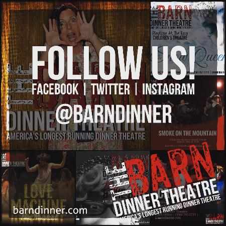 The Barn Dinner Theatre (Greensboro) - All You Need to ...