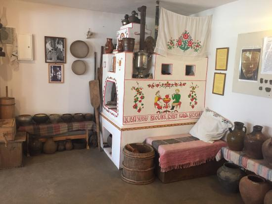 Kashin, Rosja: Музей каши
