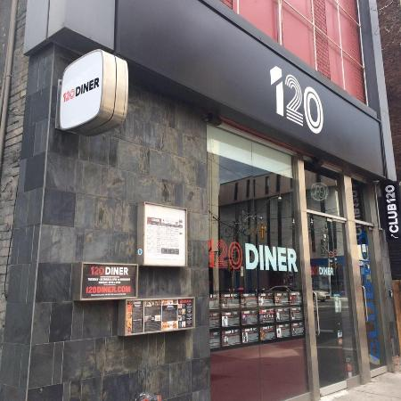 Photo of Restaurant 120 Diner at 120 Church St, Toronto M5C 2G8, Canada