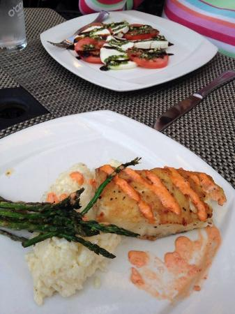Village Market Bistro: Rockfish Catch of the Day