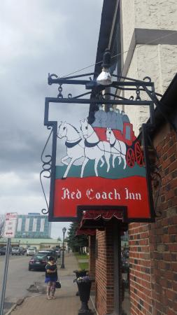 The Red Coach Inn Historic Bed and Breakfast Hotel: The best place you'll ever stay!