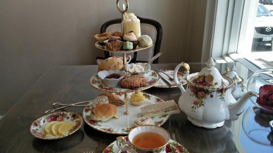 The Secret Garden Tea House