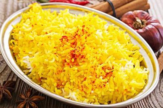 Warwick, Australien: Saffron Rice