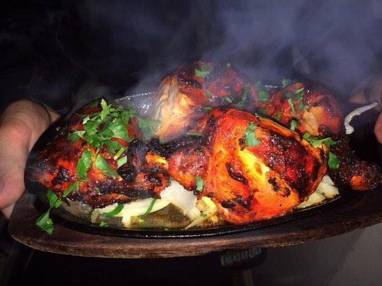 Warwick, Australien: Tandoori Chicken