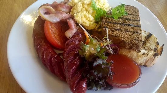 Rolleston, Новая Зеландия: Big breakfast