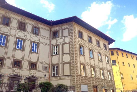 Suite prestige picture of la maison du sage florence for B b maison florence