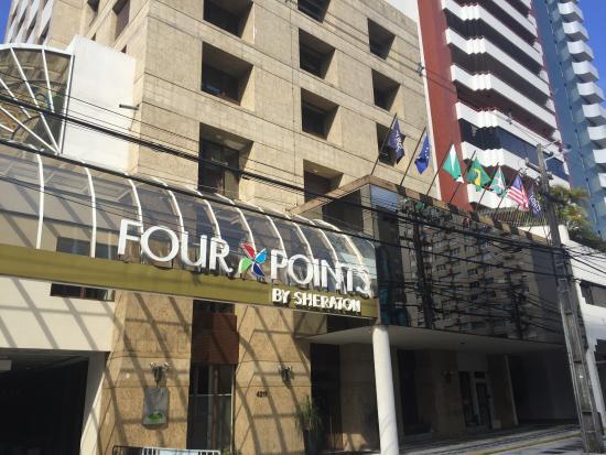 Four Points by Sheraton Curitiba: Vale a pena se hospedar 😉