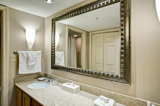 Homewood Suites by Hilton Hartford/Windsor Locks: Bathroom