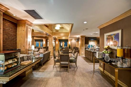Homewood Suites by Hilton Hartford/Windsor Locks: Dining Area