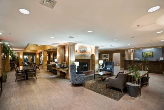 Homewood Suites by Hilton Hartford/Windsor Locks : Lobby
