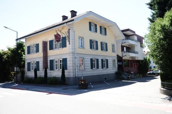 Hotel Restaurant Mohren: Hausanschicht