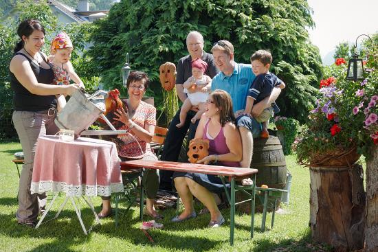 Hotel Restaurant Mohren: Familie Herburger