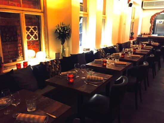 Dining 26 by Arto Rastas: restaurant