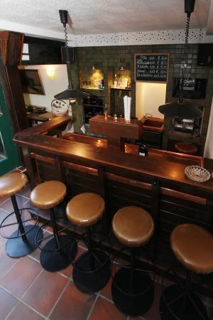 Hotel an de Marspoort: Bar