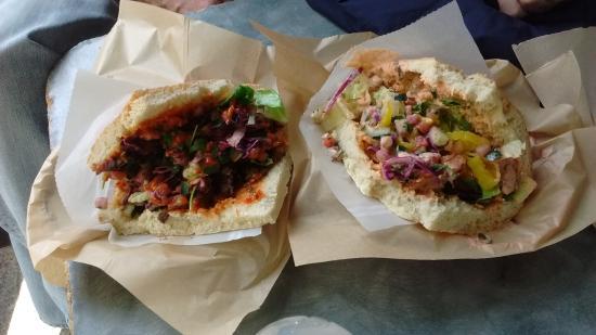 The Berliner Doner Kebab