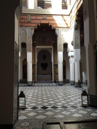 Dar Seffarine: Eingangshalle