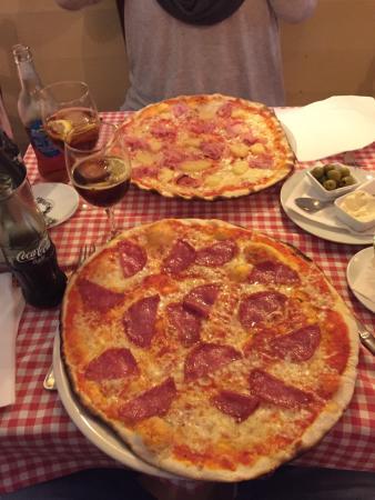 La Trattoria: Die beste Pizza auf Mallorca!