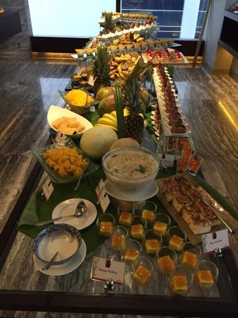 Theme night buffet in Toshi