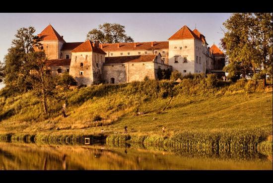 Svirzh Castle: Свиржский замок