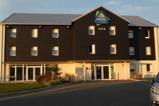 Akena City : L'hôtel