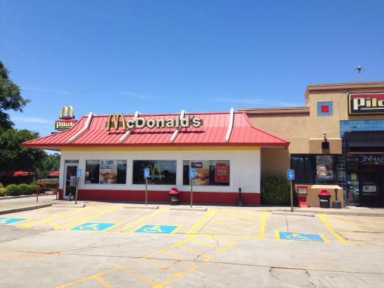 Piedmont, Carolina del Sur: Coffee, snack and restroom stop