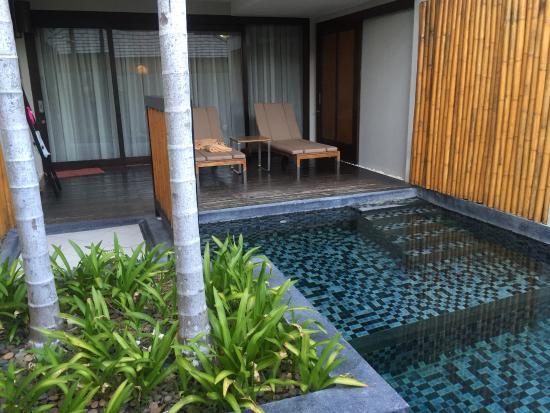 camera piscina